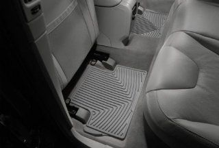 WeatherTech   W113GR   2008   2012 Nissan Altima Coupe Grey All Weather Floor Mats 2nd Row Automotive