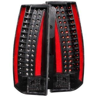 Anzo USA 321288 Black LED Tail Light for Cadillac Escalade Automotive