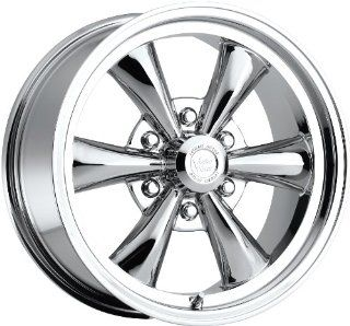 Vision Legend 6 22 Chrome Wheel / Rim 6x5.5 with a 15mm Offset and a 106.2 Hub Bore. Partnumber 142 22983C15 Automotive