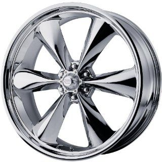 American Racing Torq Thrust ST 26x9.5 Chrome Wheel / Rim 6x5.5 with a 30mm Offset and a 78.30 Hub Bore. Partnumber AR60426938A Automotive