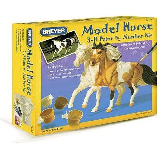 Breyer Model Horse 3 D Paint By Number Kit Toys & Games