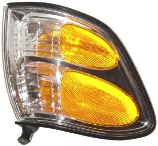 OE Replacement Toyota Sequoia/Tundra Front Passenger Side Signal Light (Partslink Number TO2531143) Automotive