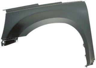 OE Replacement Chevrolet Equinox Front Driver Side Fender Assembly (Partslink Number GM1240319) Automotive
