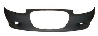 OE Replacement Chrysler Concorde/New Yorker Front Bumper Cover (Partslink Number CH1000258) Automotive