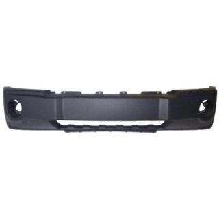 OE Replacement Jeep Cherokee/Wagoneer Front Bumper Cover (Partslink Number CH1000451) Automotive