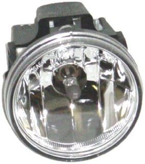 OE Replacement Dodge Pickup Driver/Passenger Side Fog Light Assembly (Partslink Number CH2592119) Automotive