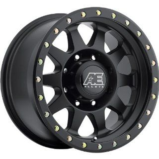 American Eagle 12 17 Black Wheel / Rim 6x135 with a  5mm Offset and a 86.92 Hub Bore. Partnumber 1288994 Automotive