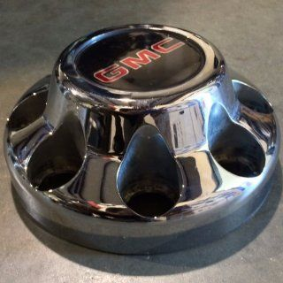 16 17 Inch OEM GMC 8 Lug Chromed Plated Center Cap Hubcap Wheel Cover 1988 2000 Part Number # 46272 Automotive