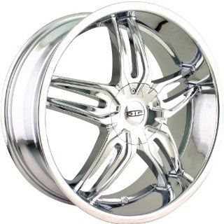 Dip Bionic 18 Chrome Wheel / Rim 5x110 & 5x115 with a 40mm Offset and a 72.62 Hub Bore. Partnumber D63 8711C Automotive