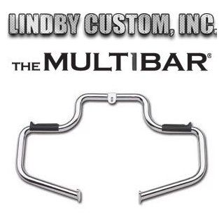 Multibar 1310 Harley Davidson Heritage, Fat Boy, Deluxe, Screaming Eagle Fat Boy Automotive