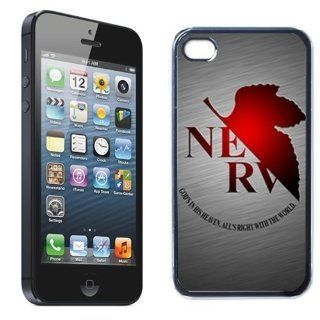 NERV Cool Unique Design Phone Cases for iPhone 5 / 5S   Covers for iphone 5 / 5S Cell Phones & Accessories