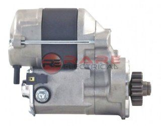 NEW STARTER MOTOR MASSEY FERGUSON TRACTOR MF1215 ISEKI ENGINE 3757 882 M91 Automotive