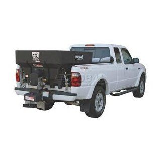 Electric Drive Hopper Salt & Sand Spreader For 1/4 Ton Pickup Or Utility Vehicle Patio, Lawn & Garden