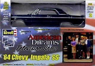 revell american dreams 64 chevy impala Toys & Games
