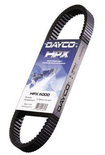 1998 1998 SKI DOO BRP MACH Z LT DAYCO HPX DRIVE BELT *1405157, Manufacturer DAYCO, Manufacturer Part Number HPX5018 AD, Stock Photo   Actual parts may vary. Automotive
