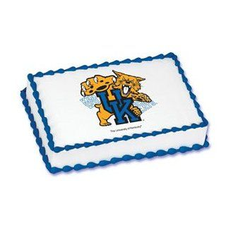 NCAA University of Kentucky ~ Edible Cake Image Topper  Decorative Cake Toppers