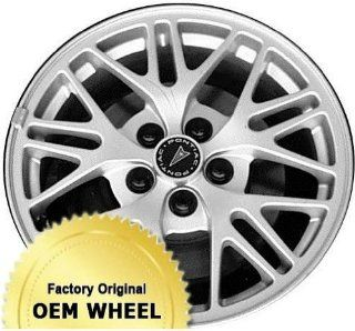 PONTIAC BONNEVILLE 17X7.5 20 SPOKE Factory Oem Wheel Rim  SILVER   Remanufactured Automotive