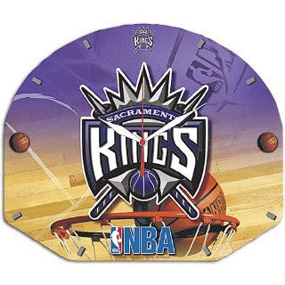 NBA WinCraft Sacramento Kings High Definition Clock Sports & Outdoors