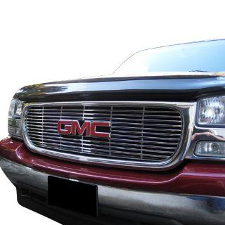 "1999 2002 GMC Sierra 2000 2006 GMC Yukon Chrome Grille INSERT ""Billet Style"" Automotive"