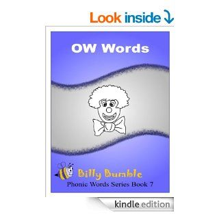 OW Words   B&W (Phonic Words B&W) eBook Billy Bumble Kindle Store
