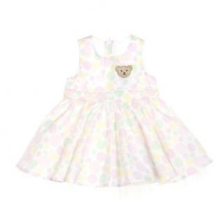 Steiff Baby Girl's Dress Bubble Gum 62 116 Size (68) Multicolored Clothing