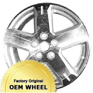 DODGE JOURNEY 19x7 Factory Oem Wheel Rim  MACHINED FACE SILVER   Remanufactured Automotive