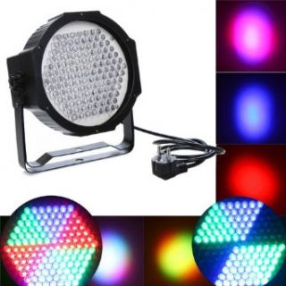 DODOCOOL DMX512 127 RGB LED Effect Light Stage Lighting Disco DJ Party Show AC90 240V US Plug   Disco Ball Lamps