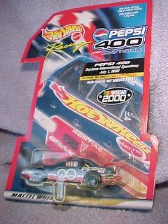 2000 Commemorative Hot Wheels Racing Pepsi 400 at Daytona NASCAR   July 1, 2000 Toys & Games