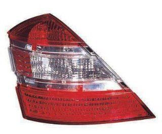 DRIVER SIDE TAIL LIGHT Mercedes Benz S450, Mercedes Benz S550, Mercedes Benz S600, Mercedes Benz S63 AMG, Mercedes Benz S65 AMG LENS AND HOUSING Automotive