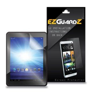 "2 Pack EZGuardZ Screen Protectors (Ultra CLEAR) For NEXTBOOK 8"" TABLET Computers & Accessories"