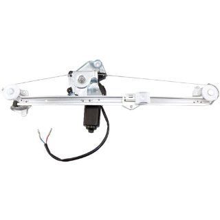ACDelco 11A145 Professional Rear Side Door Window Regulator Assembly Automotive