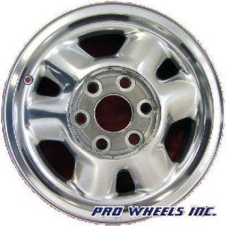 "Gmc 1500 Series Sierra Yukon Yukon Xl 16X7"" Polish Factory Wheel Rim 5095 Automotive"