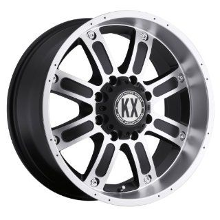 Katana KX Off Road CP71 20x9 8x6.5 +10 matte black machined Finish Chevy, GMC, Dodge 2500 New Wheels Automotive