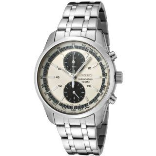 Seiko Men's SNN151P1 Chronograph Stainless Steel Watch Seiko Watches