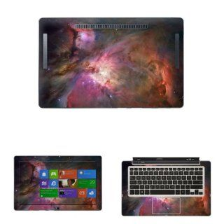 "Decalrus   Decal Skin Sticker for ASUS Transformer Book TX300CA with 13.3"" Touchscreen notebook tablet (NOTES Compare your laptop to IDENTIFY image on this listing for correct model) case cover wrap asusTX300CA 145 Computers & Accessories"