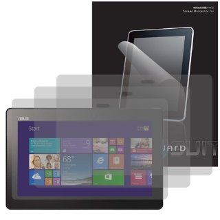 MiniGuard Screen Protector for ASUS Transformer Book T100 (3x Pack Anti Glare)  Players & Accessories