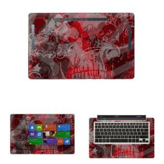 "Decalrus   Decal Skin Sticker for ASUS Transformer Book TX300CA with 13.3"" Touchscreen notebook tablet (NOTES Compare your laptop to IDENTIFY image on this listing for correct model) case cover wrap asusTX300CA 161 Electronics"