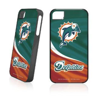 NFL  Miami Dolphins  LeNu Case for Apple iPhone 4 / 4S Cell Phones & Accessories