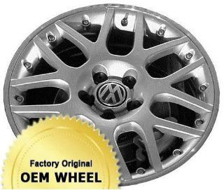 VOLKSWAGEN PASSAT 17X7.5 14 SPOKE Factory Oem Wheel Rim  MACHINE LIP SILVER   Remanufactured Automotive