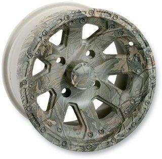 Vision Wheel 12in. Outback 159 Realtree Hardwoods Camo Wheel   Front 159 127156HW4 Automotive
