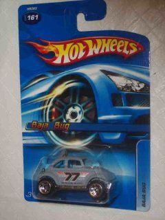 #2005 161 Baja Bug Flay Gray Collectible Collector Car Mattel Hot Wheels Toys & Games