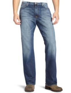 Lucky Brand Men's Ashbury 181 Jean, Ol' Regatta, 34x32 Clothing