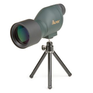 Alpen 20x50 Waterproof Mini Spotting Scope   Spotting Scopes