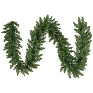14 in. x 50 ft. Camdon Fir Unlit Garland   Christmas Garland