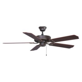 Fanimation BP230OB1 AireDecor 52 in. Indoor/Outdoor Ceiling Fan   Oil Rubbed Bronze   ENERGY STAR   DO NOT USE