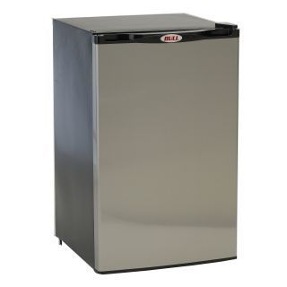Bull Free Standing Outdoor Stainless Steel Refrigerator   Outdoor Kitchens