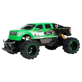 New Bright Baja Extreme Green Ford F150 Radio Controlled Truck   Vehicles & Remote Controlled Toys