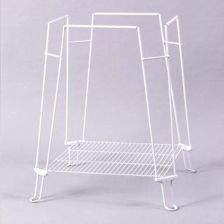 Prevue Pet Products Hessa White Clean Life Bird Cage Stand 24x14