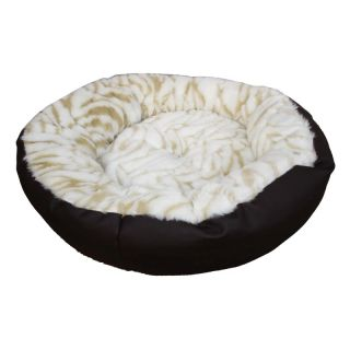 Pet Pals Group Extra Warm Faux Fur Bed   Cat Beds