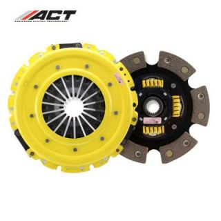 2007 2011 Jeep Wrangler (JK) Clutch Kit   ACT, ACT Clutch Heavy Duty/Race Sprung Hub